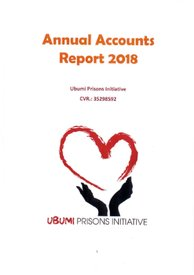 Annual Accounts Report 2018